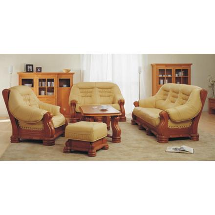 Немецкая кожаная мебель в москве