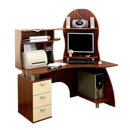 Компьютерный письменный стол DIRECT 1400S-LR.